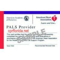 pals certification class