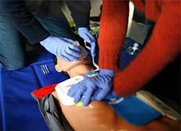 cpr aed bls classes