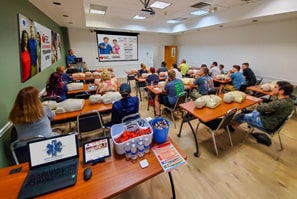 questions about cpr aed bls first aid classes