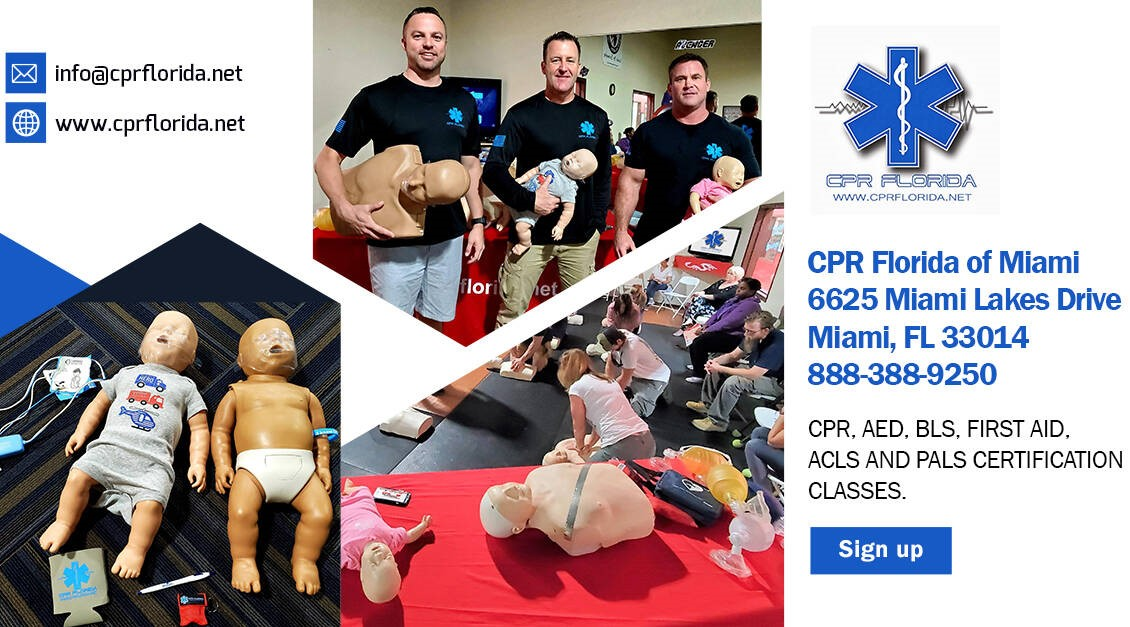best Miami cpr bls certification classes