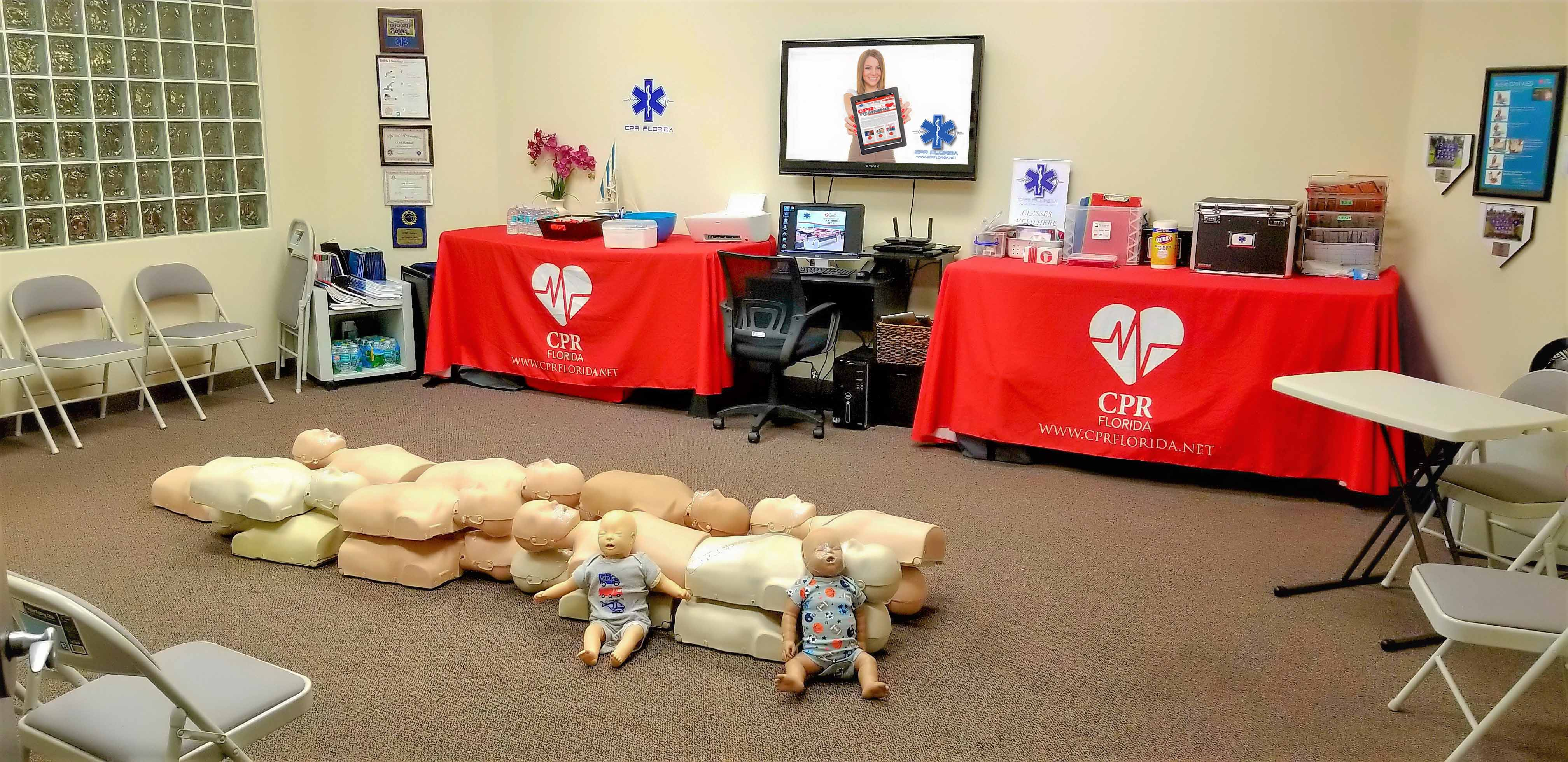 West Palm Beach cpr bls first aid certification classes