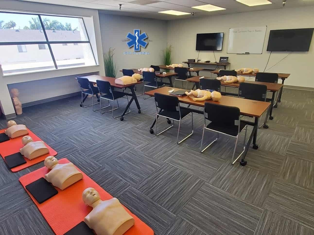 Top rated Fort Lauderdale cpr bls certification classes