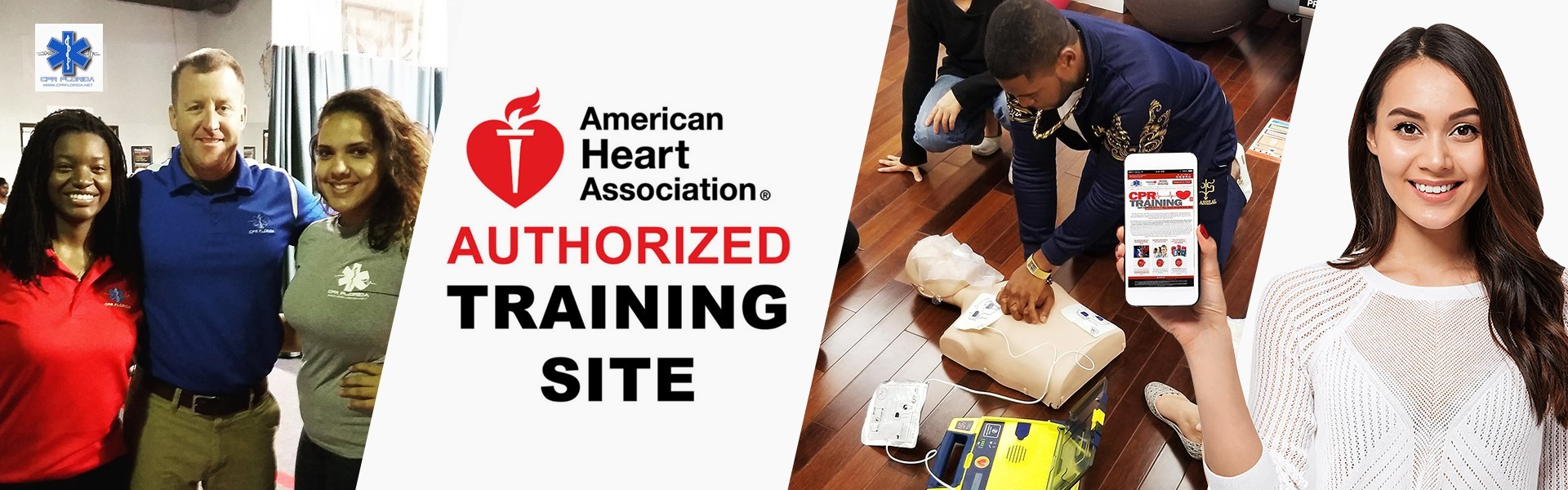 cpr aed first aid certification combo class